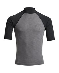 Rotor - Short Sleeve UPF 50 Rash Vest for Men  S4MY08BIP0
