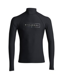 Unity - Long Sleeve UPF 50 Rash Vest for Men  S4MY11BIP0