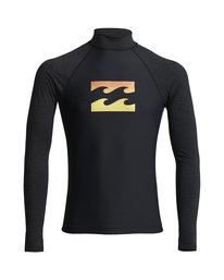Team Wave - Long Sleeve UPF 50 Rash Vest for Men  S4MY15BIP0