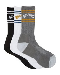 Arch - Logo Socks for Men  S5SO01BIP0