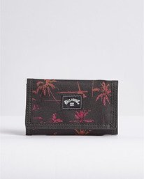 Atom - Printed Trifold Wallet for Men  S5WL02BIP0