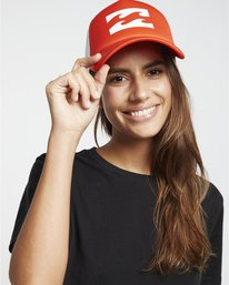 Billabong - Trucker Cap for Women  S9CT04BIP0