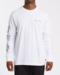 Speak For The Trees - Long Sleeve T-Shirt for Men  T1LS01BIS0