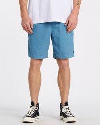 Larry Layback - Corduroy Shorts for Men  T1WK07BIS0