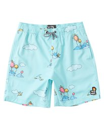 Lorax Sundays Layback - Swim Shorts for Boys  T2LB01BIS0