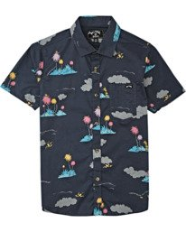 Lorax Island - Short Sleeve Shirt for Boys  T2SH01BIS0
