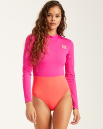 Born 4 Sun - One-Piece Swimsuit for Women  T3GY02BIS0