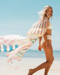 Sunburnt Sky - Beach Cover Up for Women  T3OS01BIS0