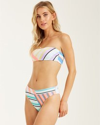 Break A Dawn Maui - High Waist Bikini Bottoms for Women  T3SB04BIS0