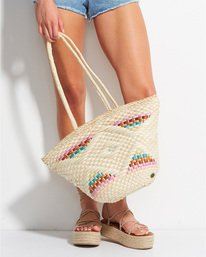 Summer Lovin - Straw Bag for Women  T9BG02BIS0