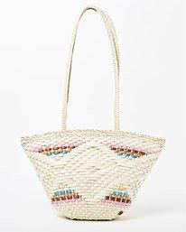 Summer Lovin - Straw Bag for Women  T9BG02BIS0