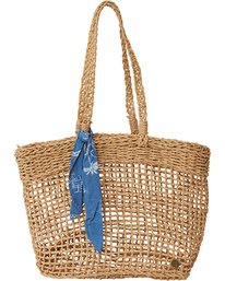 Sea Thru - Straw Bag for Women  T9BG07BIS0