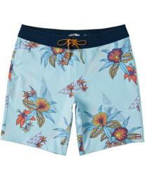 Sundays Pro - Board Shorts for Men  U1BS06BIF0