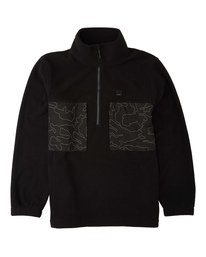 Adventure Division Collection Canyon Half - Half-Zip Fleece for Men  U1FL33BIF0