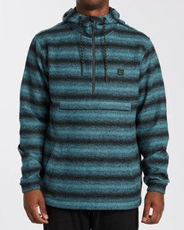 Adventure Division Collection Boundary Stripe - Hoodie for Men  U1FL39BIF0
