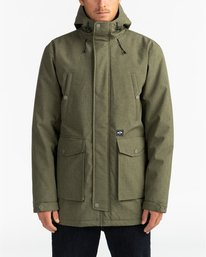 Alves - Parka Jacket for Men  U1JK40BIF0