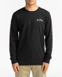 Dbah - Long Sleeve T-Shirt for Men  U1LS21BIF0