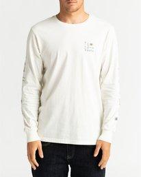 Hot Springs - Long Sleeve T-Shirt for Men  U1LS25BIF0
