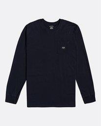 Stacked - Long Sleeve T-Shirt for Men  U1LS30BIF0