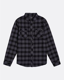 All Day Flannel - Long Sleeve Shirt for Men  U1SH10BIF0