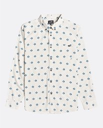 Sundays Mini - Long Sleeve Shirt for Men  U1SH11BIF0
