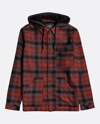 Adventure Division Collection Furnace Bonded - Long Sleeve Shirt for Men  U1SH18BIF0