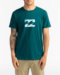 Team Wave - T-Shirt for Men  U1SS52BIF0