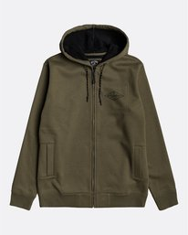 Adventure Division Collection Alpine - Zip-Up Hoodie for Men  U1ZH02BIF0