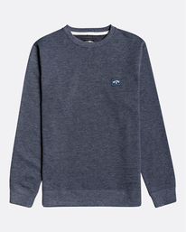 All Day - Sweatshirt for Boys  U2FL01BIF0