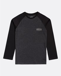 Montana - Long Sleeve T-Shirt for Boys  U2LS03BIF0