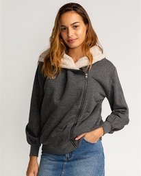 Cocoon Sherpa - Sherpa Fleece for Women  U3FL11BIF0
