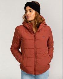 Adventure Division Collection Transport Puffer 2 - Puffer Jacket for Women  U3JK24BIF0