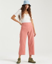 Another Sun Back For More - High Waist Trousers for Women  U3PT41BIMU