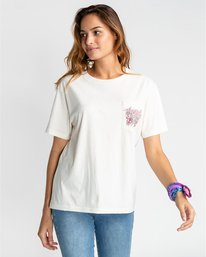 Floral Source - T-Shirt for Women  U3SS24BIF0