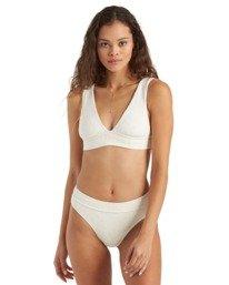 Crystal Tides Plunge - Bikini Top for Women  U3ST47BIMU