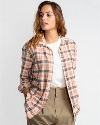 Easy Movin 2 - Long Sleeve Shirt for Women  U3TP16BIF0