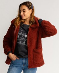 Scenic Route - Fleece for Women  U3WA11BIF0