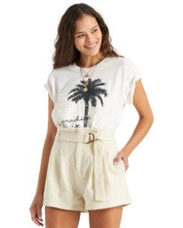 Crystal Tides Island Getaway - Shorts for Women  U3WK42BIMU
