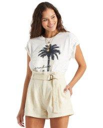 Crystal Tides Island Getaway - Shorts for Women  U3WK42BIMU