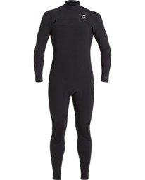 Revolution Pro 3/2mm GBS - Chest Zip Wetsuit for Men  U43M54BIF0