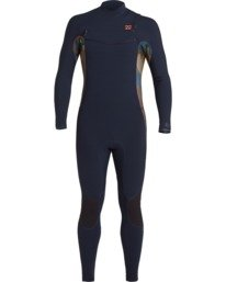 Revolution 3/2mm Pro GBS - Chest Zip Wetsuit for Men  U43M54BIF0