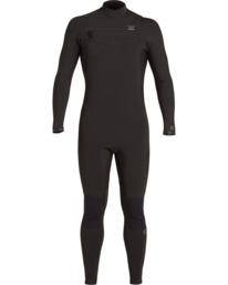 Revolution 3/2mm GBS - Chest Zip Wetsuit for Men  U43M55BIF0