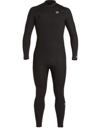 Absolute 3/2mm GBS - Chest Zip Wetsuit for Men  U43M56BIF0
