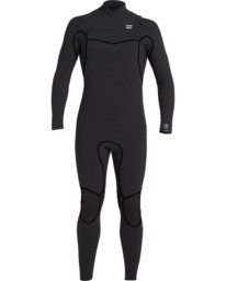 Furnace Carbon 4/3mm - Chest Zip Wetsuit for Men  U44M51BIF0