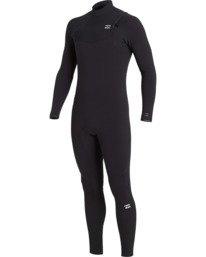 Furnace Comp 4/3mm GBS - Chest Zip Wetsuit for Men  U44M52BIF0