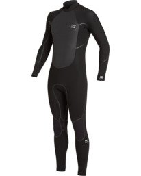 Absolute 4/3mm GBS - Back Zip Wetsuit for Men  U44M58BIF0