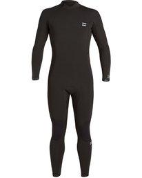 Absolute 4/3mm GBS - Back Zip Wetsuit for Men  U44M59BIF0