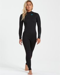 Synergy 5/4mm GBS - Chest Zip Wetsuit for Women  U45G34BIF0