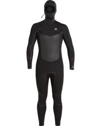 Absolute 5/4mm Hd GBS - Hooded Chest Zip Wetsuit for Men  U45M57BIF0