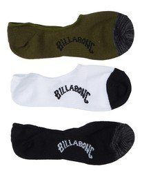 Mixed Bag Invi - Socks for Men  U5SO01BIF0